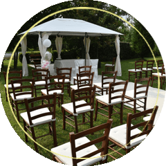 Locarion per cerimonia matrimoni