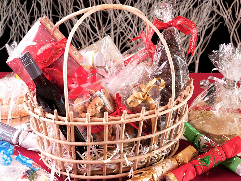 Assez Cesti natalizi aziendali: una buona idea per gli auguri  CB42