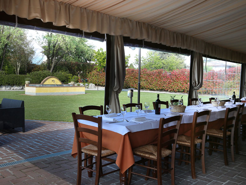 I migliori ristoranti fuori milano con giardino for Milano migliori ristoranti