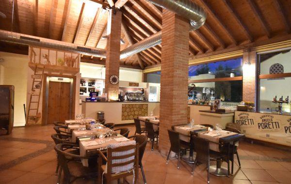Sala ristorante bistrot