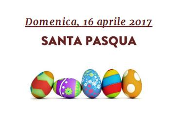 Menu Santa Pasqua in agriturismo La Camilla