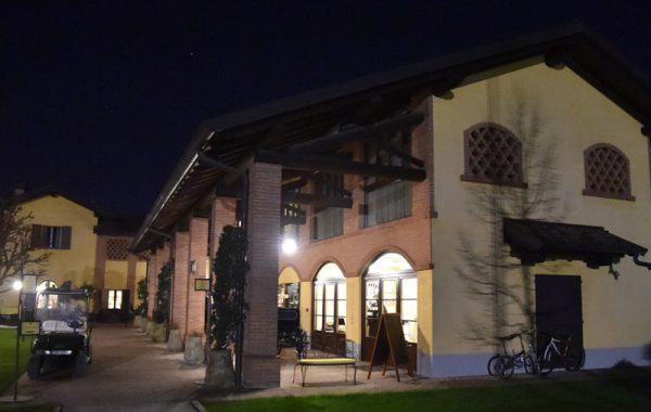 Agriturismo con bistrot