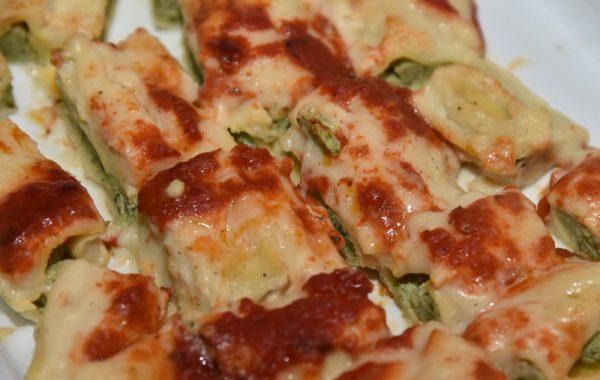 Lasagne e aperitivi