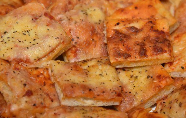 Pizzette per aperitivo