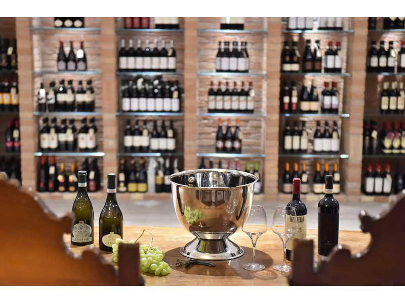 Degustare il vino