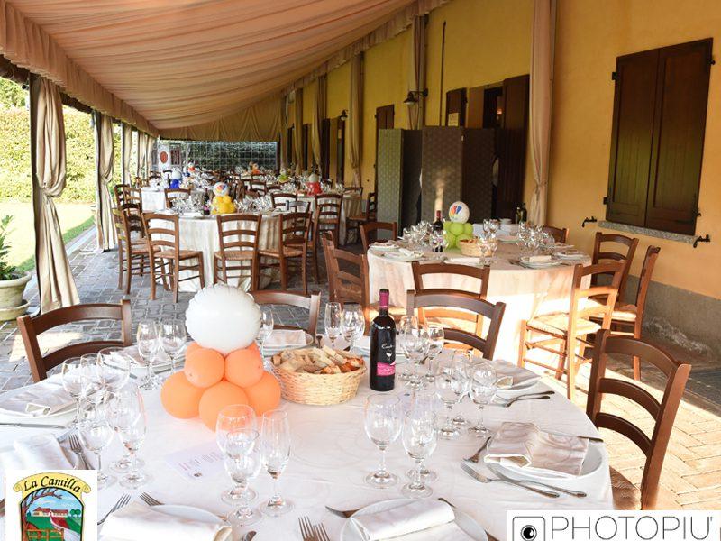ristorante all'aperto vicino milano
