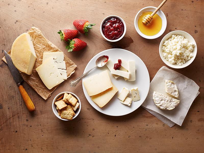 abbinamenti formaggi