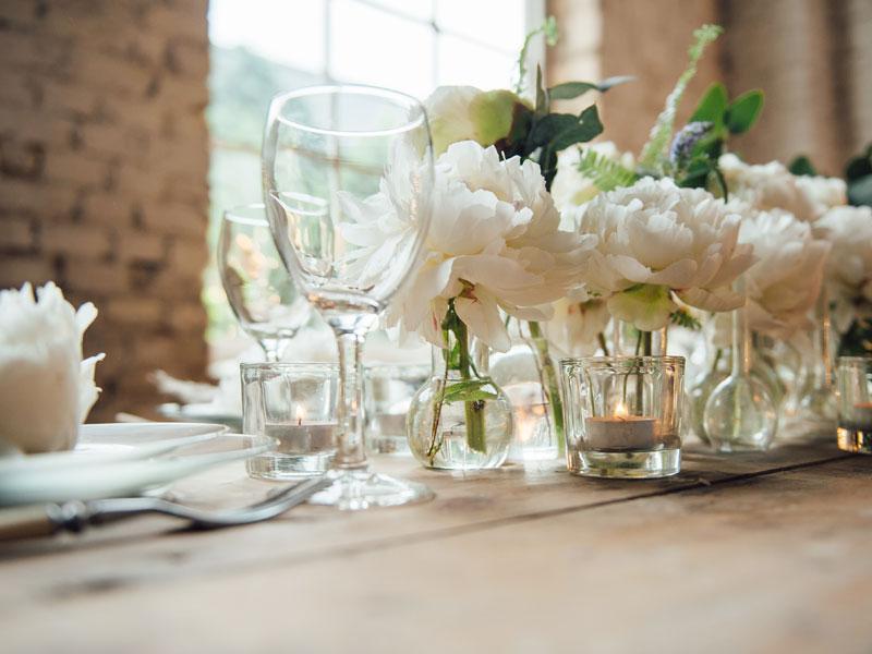 Decorazioni Matrimonio Arancione : Addobbi per il matrimonio agriturismo la camilla