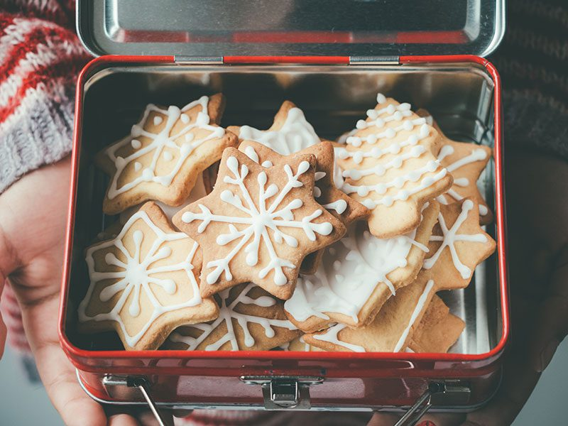 fare i biscotti natalizi senza glutine