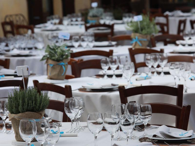 Agriturismo in Lombardia per ricevimenti