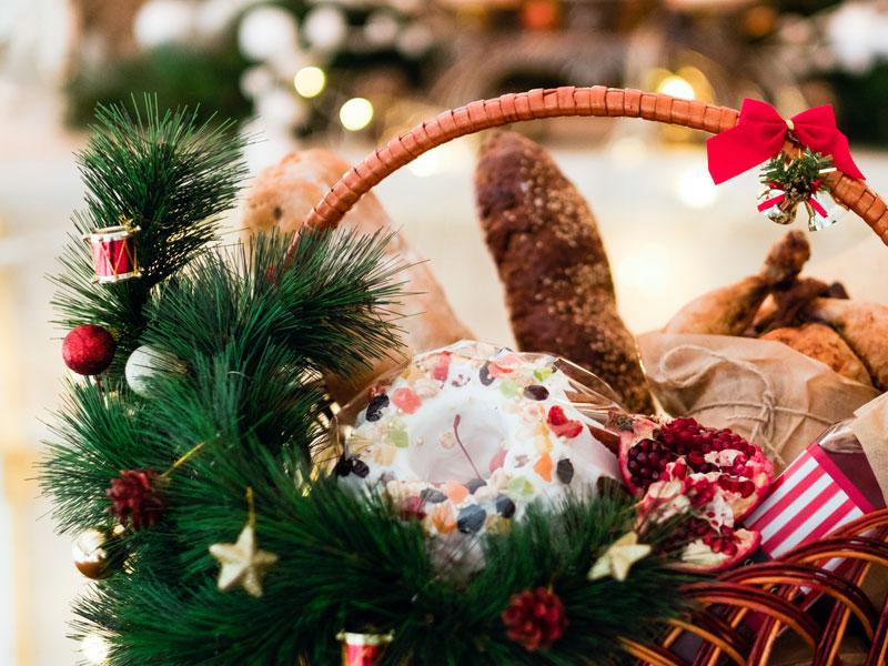 I cesti natalizi de La Camilla
