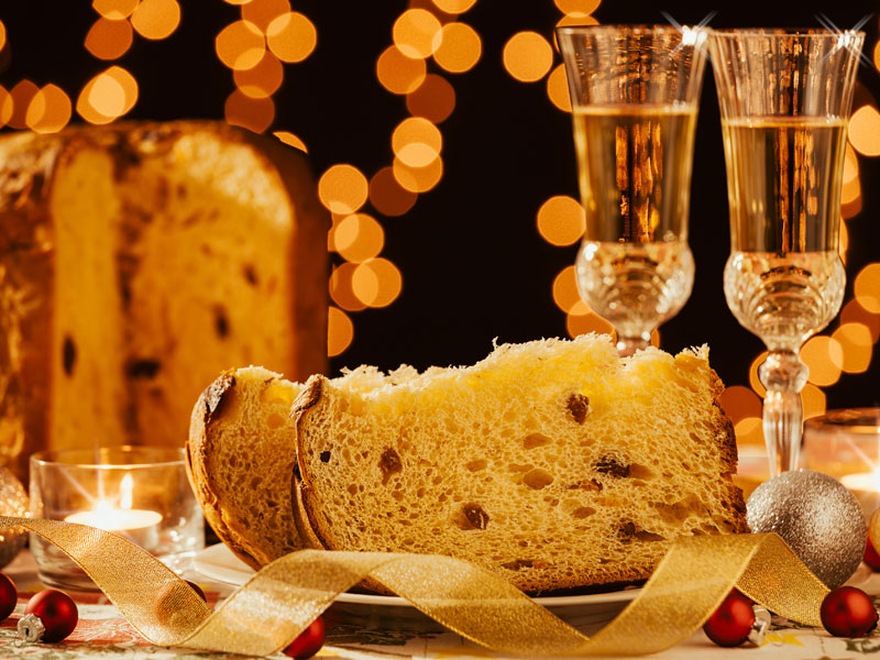 Menu-vigilia di Natale a La Camilla
