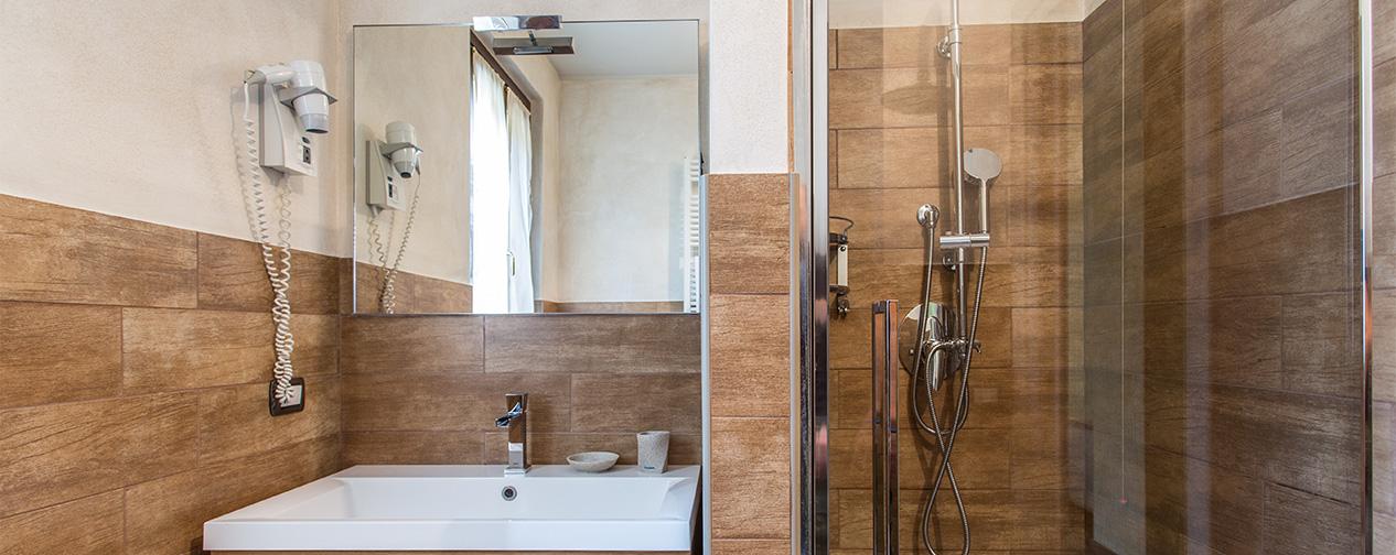 camera standard bagno