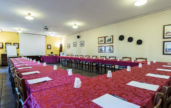 Allestimeto spazi meeting e conferenze monza