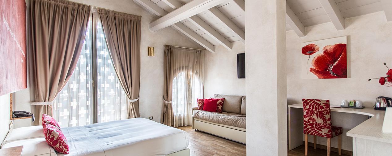 Camera Superior Hotel Brianza