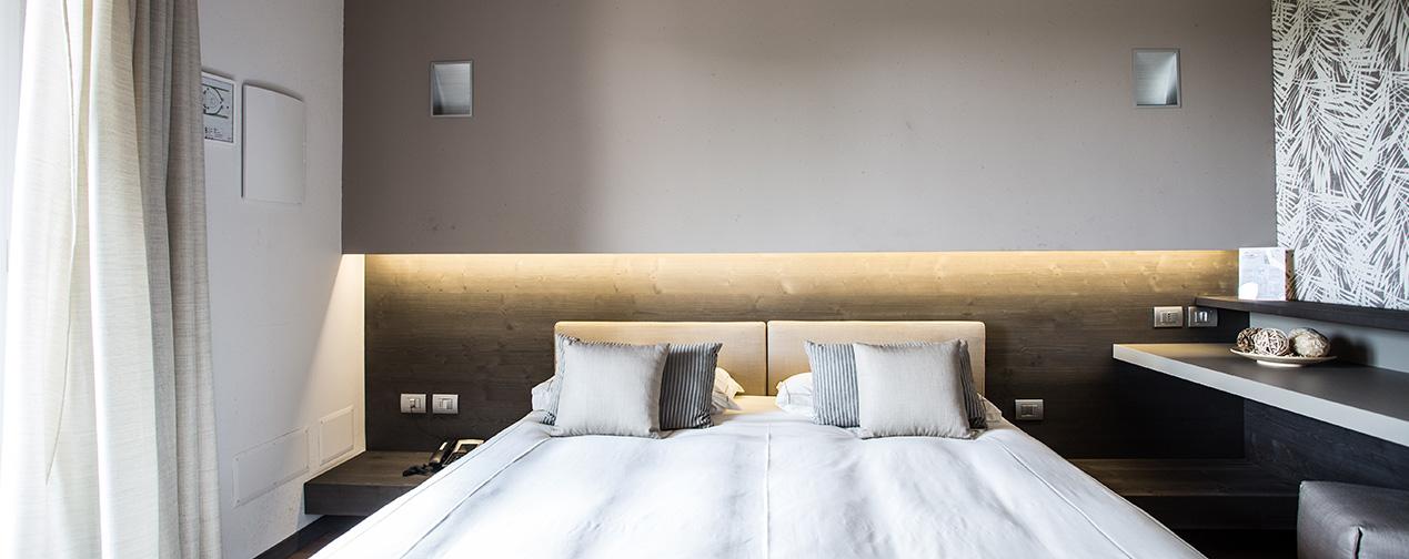 Camera da letto agriturismo