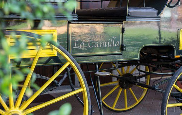 Carrozza la Camilla