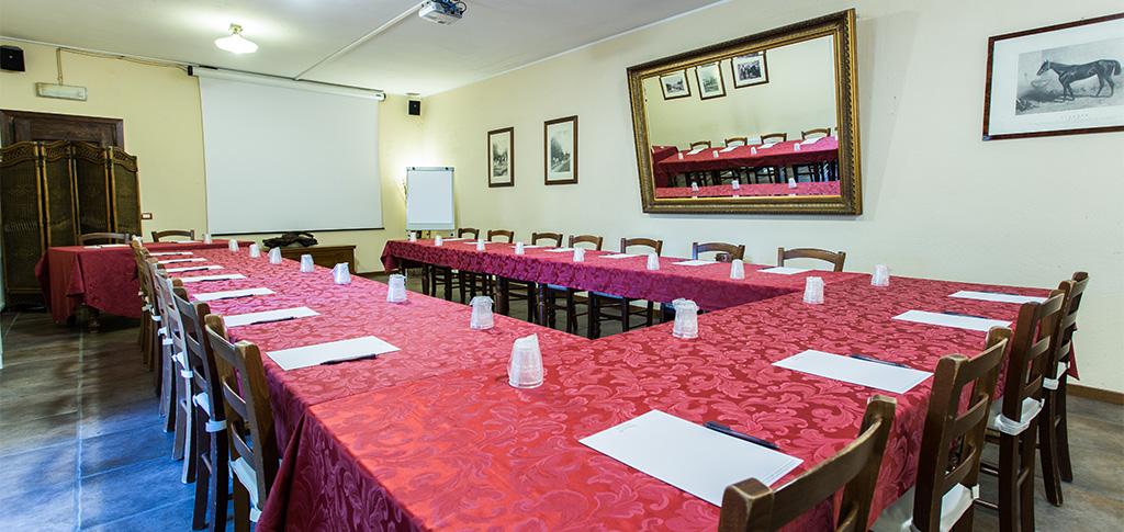 La Didattica sala meeting