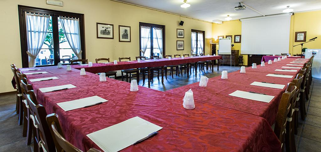 La Sannita sala meeting