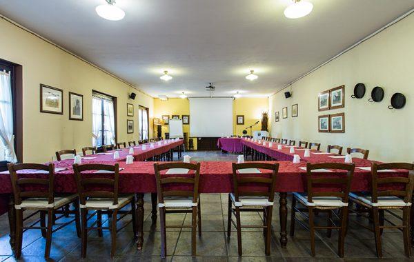 allestimento spazi per conferenze in Brianza