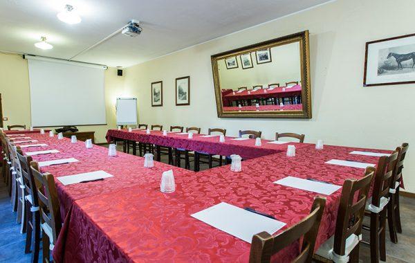 allestimento spazi per meeting
