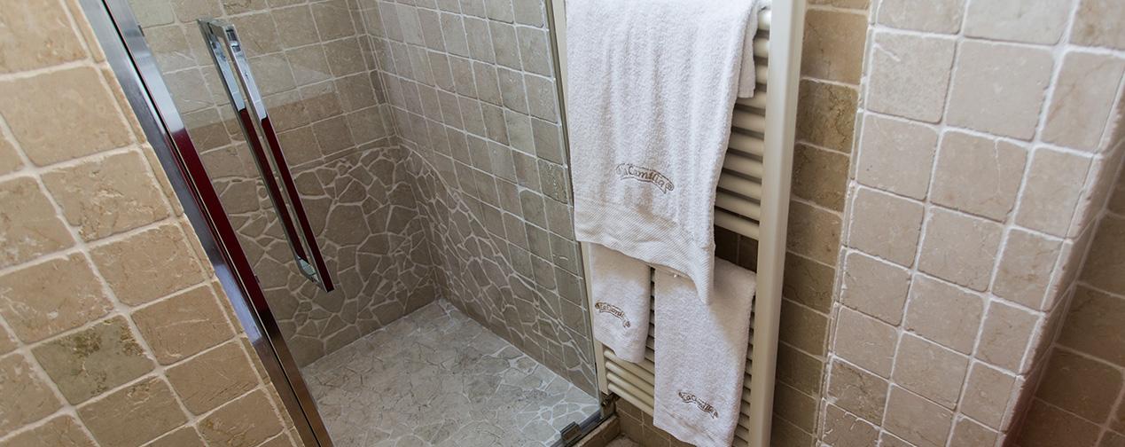 doccia hotel brianza